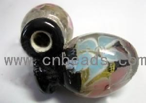 wholesale lampwork essence oil bottles