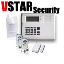 ce approved gsm wireless home alarm systems vstar security