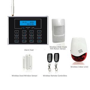 gsm inbrottslarm trygghetssystemen hem larmsystem g70