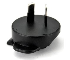australia zealand plug travel charger adapter blackberry curve 8900 8520 storm 950