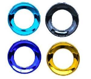 blackberry 8100 8300 8800 replacement chrome trackball ring