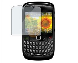blackberry curve 8520 8530 lcd screen protector guard film