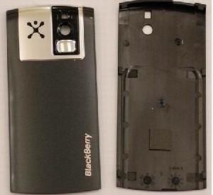 blackberry pearl 8100 dark grey battery cover