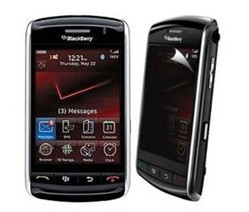 blackberry storm 9500 9530 privacy lcd screen protector guard film
