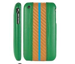 brazil flag leather hard case cover apple