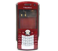 housing faceplate cover blackberry pearl 8110 8120 8130