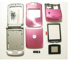 cover motorola razr v3xx pink