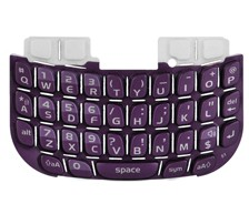 curve 8520 key keyboard keypad purple