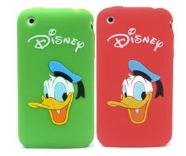 disney donald duck apple iphone 3gs 3g