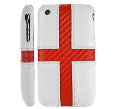 england flag leather hard case cover apple iphone 3gs 3g