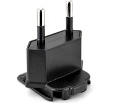 eu plug travel charger adapter blackberry