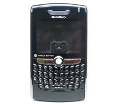 housing faceplate cover edition blackberry 8800 8820 8830