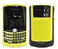 housing faceplate cover blackberry curve 8330