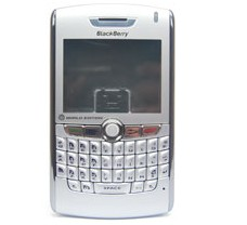 housing faceplate cover silver edition blackberry 8800 8820 8830
