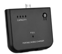 mobile power station charger 1500mah blackberry curve 8900 8520 storm 9500 tour 9630 bold 9700