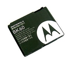 motorola battery bk60 slvr l6 l7 razr v3i e8 l9