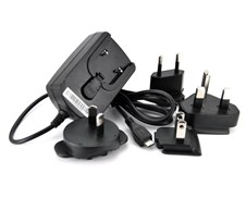 multi plug home wall travel battery charger blackberry curve 8300 8310 8320 8800 bold 9000