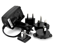 multi plug home wall travel battery charger blackberry curve 8900 8520 storm 9500 tour 9630 bold