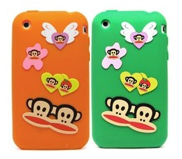 paul frank butterfly silicone case