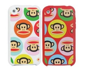 paul frank silicone case apple iphone 3gs 3g