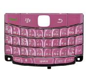 pink blackberry bold 9700 9020 onyx frosted arabic keypad keyboard
