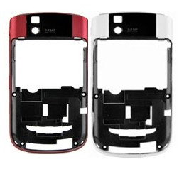 replacement housing middle frame cover faceplate blackberry tour 9630