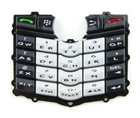 replacement keypad keyboard blackberry pearl 8100
