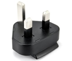 uk plug travel charger adapter blackberry