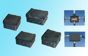 armored junction box