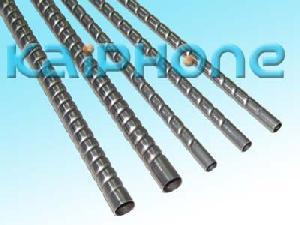 straight spiral tube