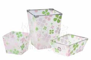 plastic bin waste basket garbage case fruit box storage