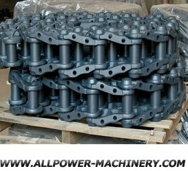 track chain link assy