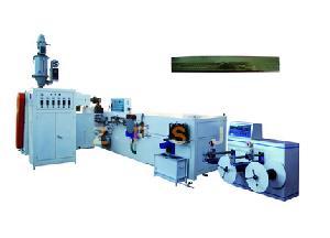 melt flow drip irrigation tape machine