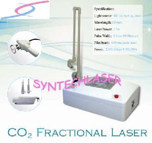 beauty equipment co2 fractional laser