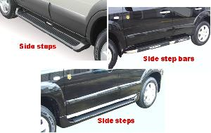 side steps step bars