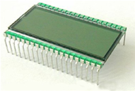 tn lcd pin connector