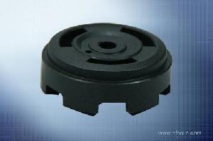 foot valve shock absorbers