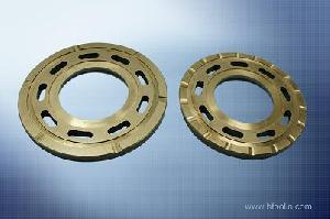 valve plate plunger pump