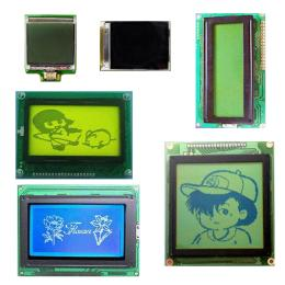 16x2 20x4 30x2 40x2 character lcd modules graphic