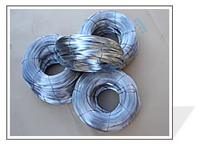 electro galvanized wire dipped iron