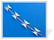 Good Quality Barbed Wire And Razor Wire For Security And Fencing Uses