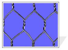 hexagonal wire netting gabions