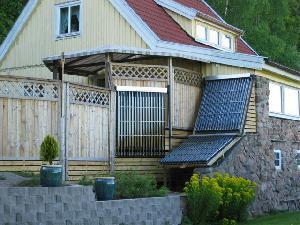 calentador de agua solar sb modelo
