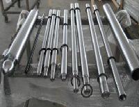 chrome plated bar hard rod piston