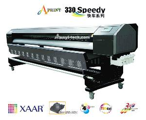 aprint 330 speedy solvent printer