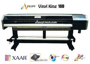 aprint vinyl king 160 solvent printer