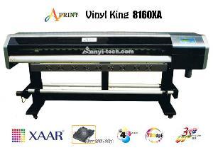 aprint vinyl king 8160xa solvent printer