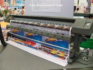 eco solvent printer starjet 3200e