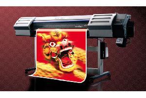 eco solvent printer sj 740