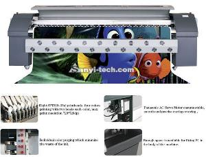 fy 3208g solvent printer